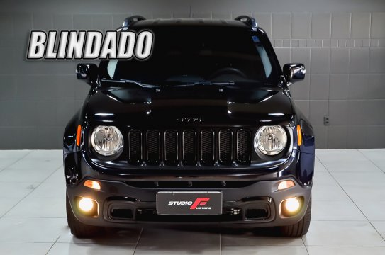 Blindada III-A - Jeep Renegade Night Eagle Diesel - 2020