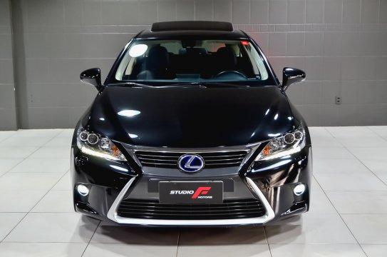 Lexus CT200 Hybrid - 2017