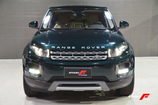 Land Rover Evoque Pure Tech - 2014