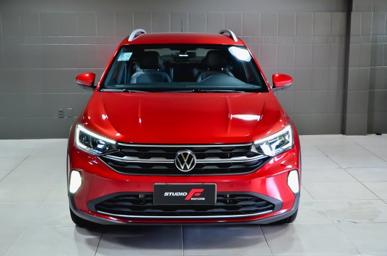 VW Nivus HighLine 200Tsi - 0KM - 2021