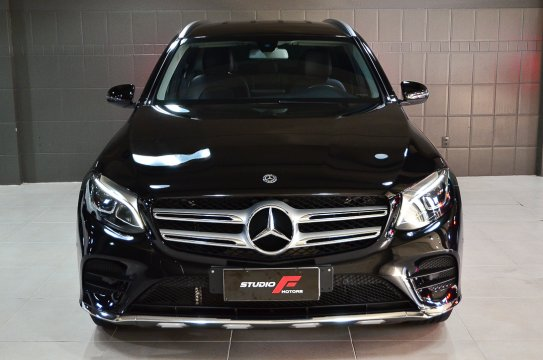 Mercedes-Benz GLC 250 HighWay - 2018