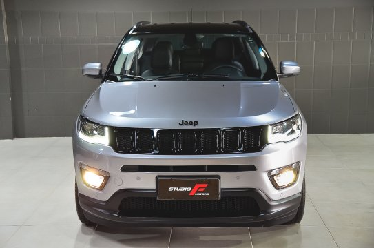 Jeep Compass Night Eagle - 2020